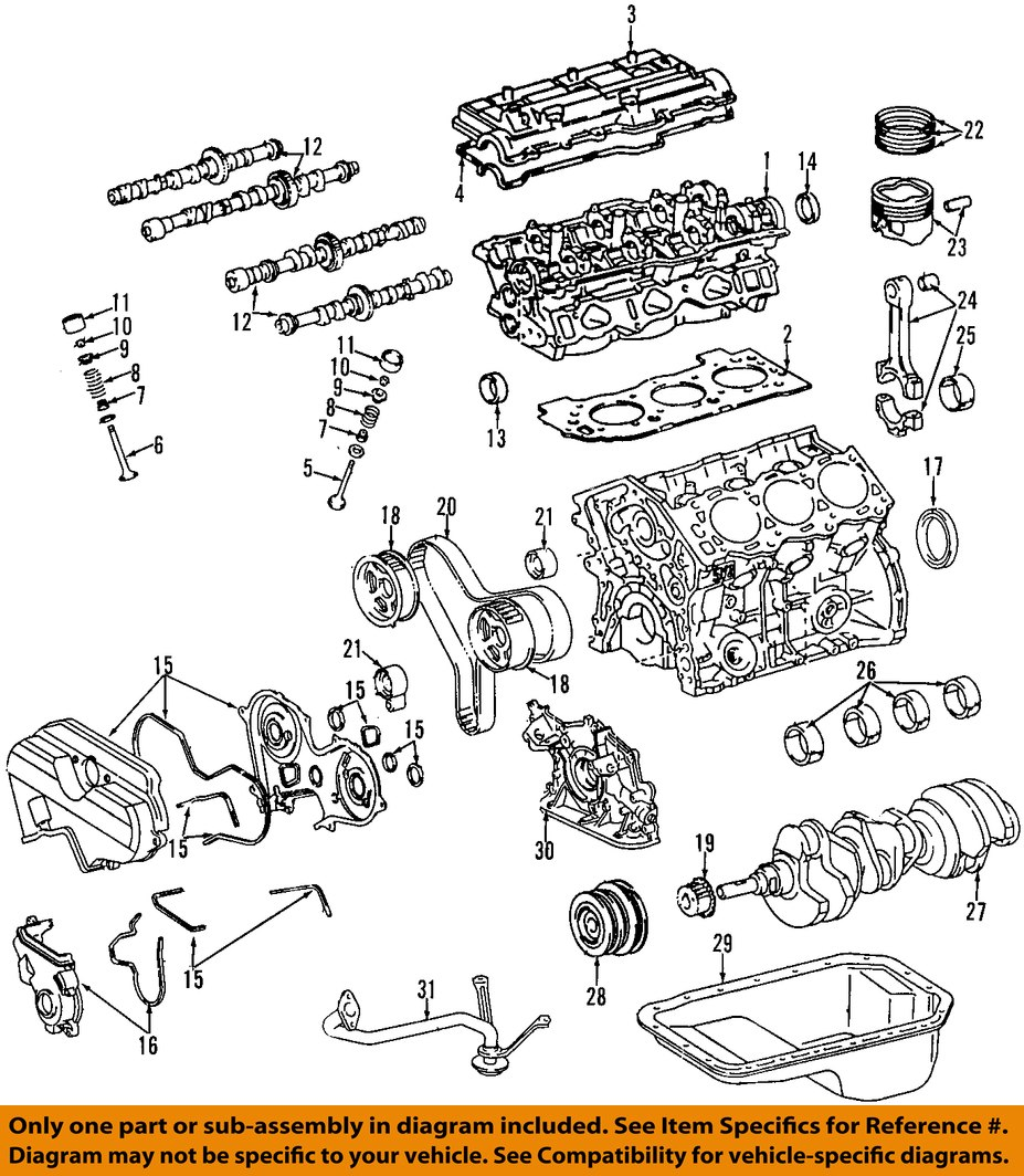 97 Toyota 4runner Belt Diagram 2000 Wiring Schematic
