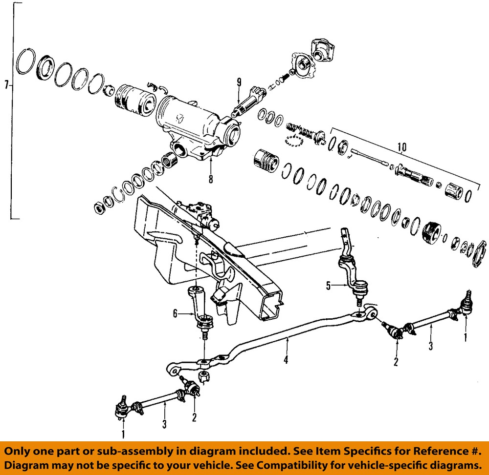 Pinion Diagram Dodge And Rack Dakota