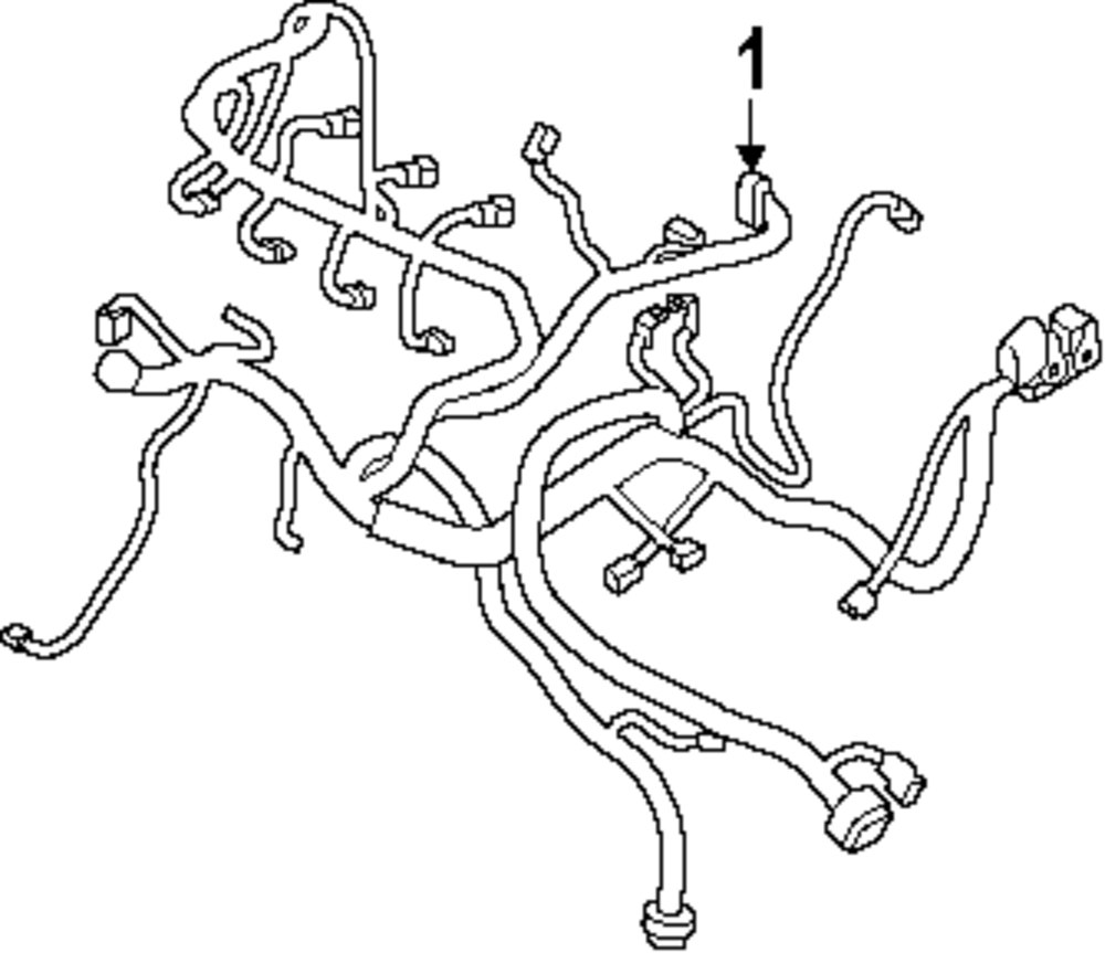 Nissan engine wiring harness diagram nissan free engine
