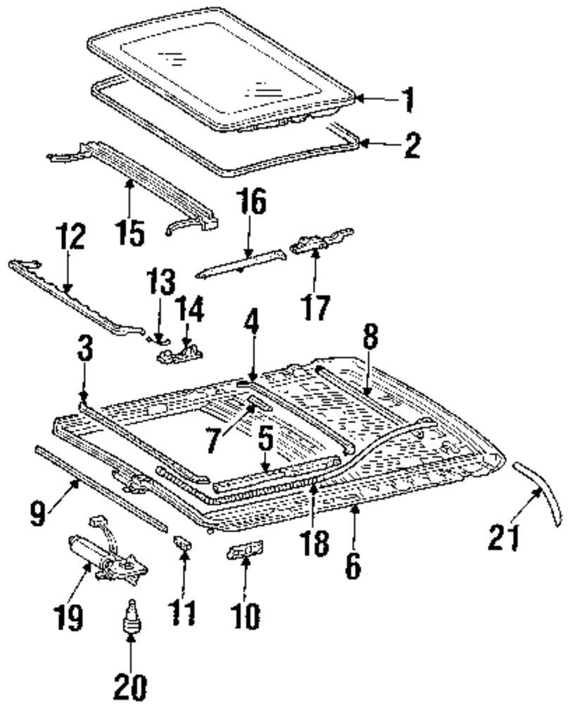 Lincoln Navigator Parts Diagram