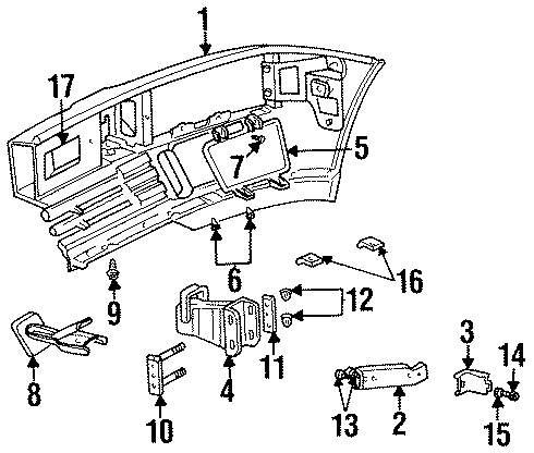 Genuine land rover bumper screw ran da610067l