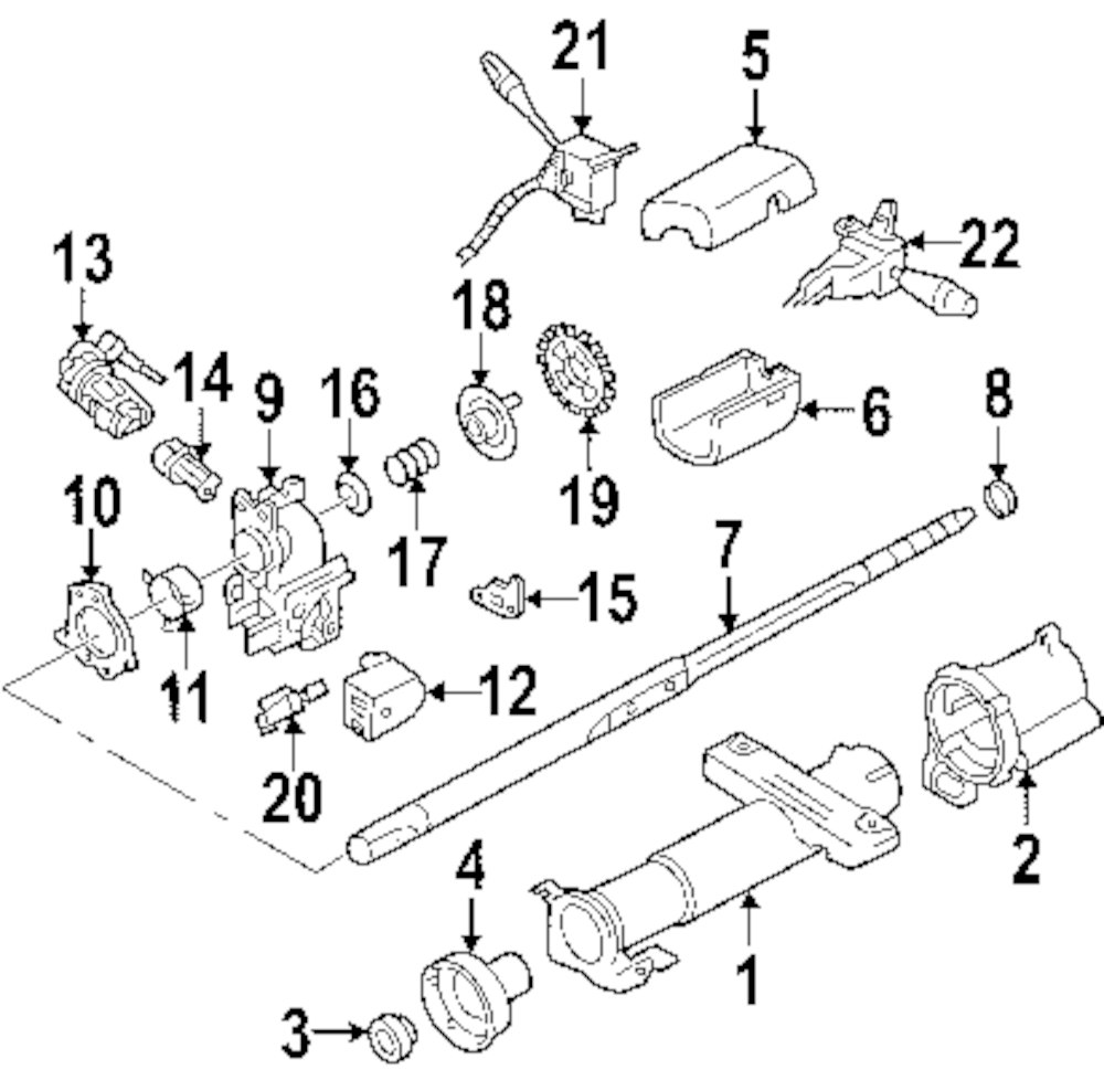 Gmc c6500 parts steering diagrams additionally 30eh3 1994 chevy s10 blazer 4 3 vortec tranny not