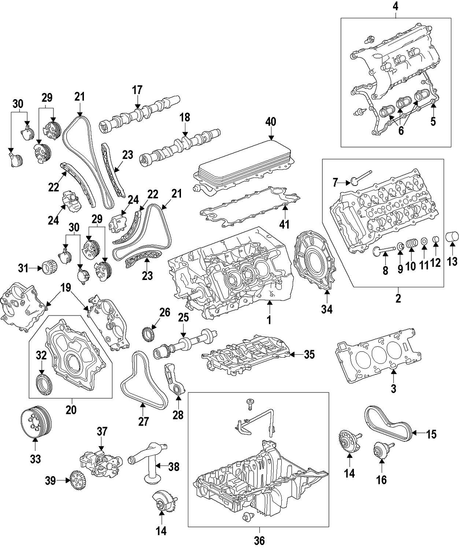 Genuine land rover crankshaft gear lan lr010884