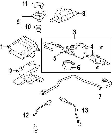 M a p sensor retainer