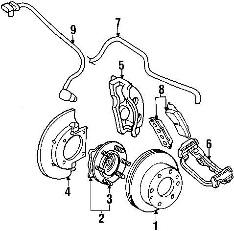 Avalanche 2004 chevy avalanche parts diagram buy front suspension parts for lexus sc400 vehicle