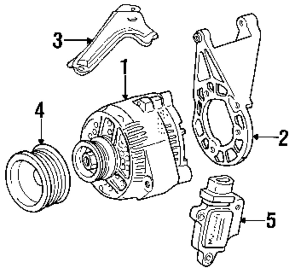 Ford abs sd sensor location