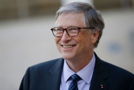 In Bill Gates's Mind, A Life Of Processing - WSJ