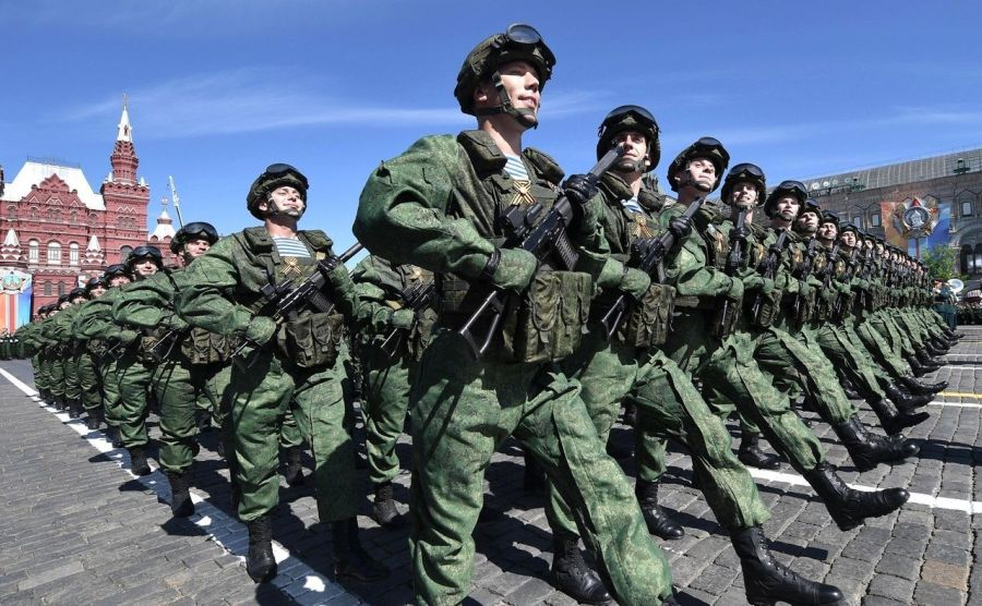 Russian Troops Gear Up for Massive War Games With Chinese Military   WSJ Around 300 000 Russian troops are expected to take part in the military  exercise
