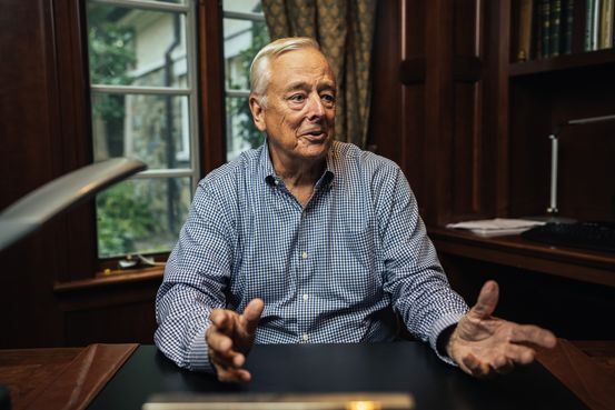 Al Lord Profited When College Tuition Rose. He Is Paying For It.