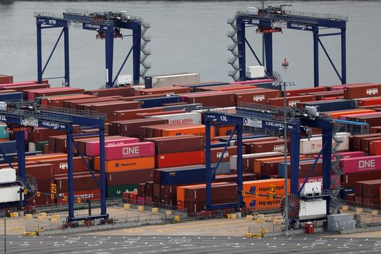 U.S. Trade Deficit Widens to Record in August as Imports Rebound