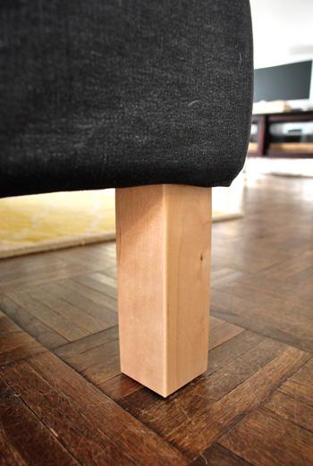 Dark Wood Round Table