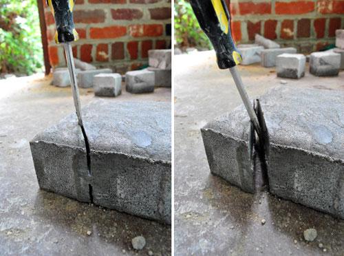 Quick Setting Concrete