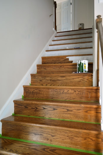 How To Install A Stair Runner Yourself Young House Love | Carpet For Stairs Near Me | Hardwood | Wood | Wall Carpet | Carpet Workroom | Runner
