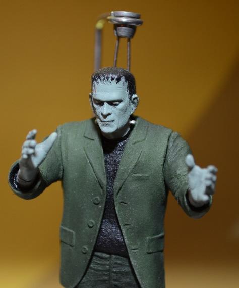 Hallmark Frankenstein ornament (2014 collection)