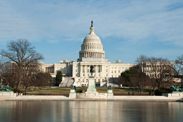 The New Forever GI Bill     What It Means For You   Military com U S  Capitol Reflecting Pool  Photo  Architect of the Capitol