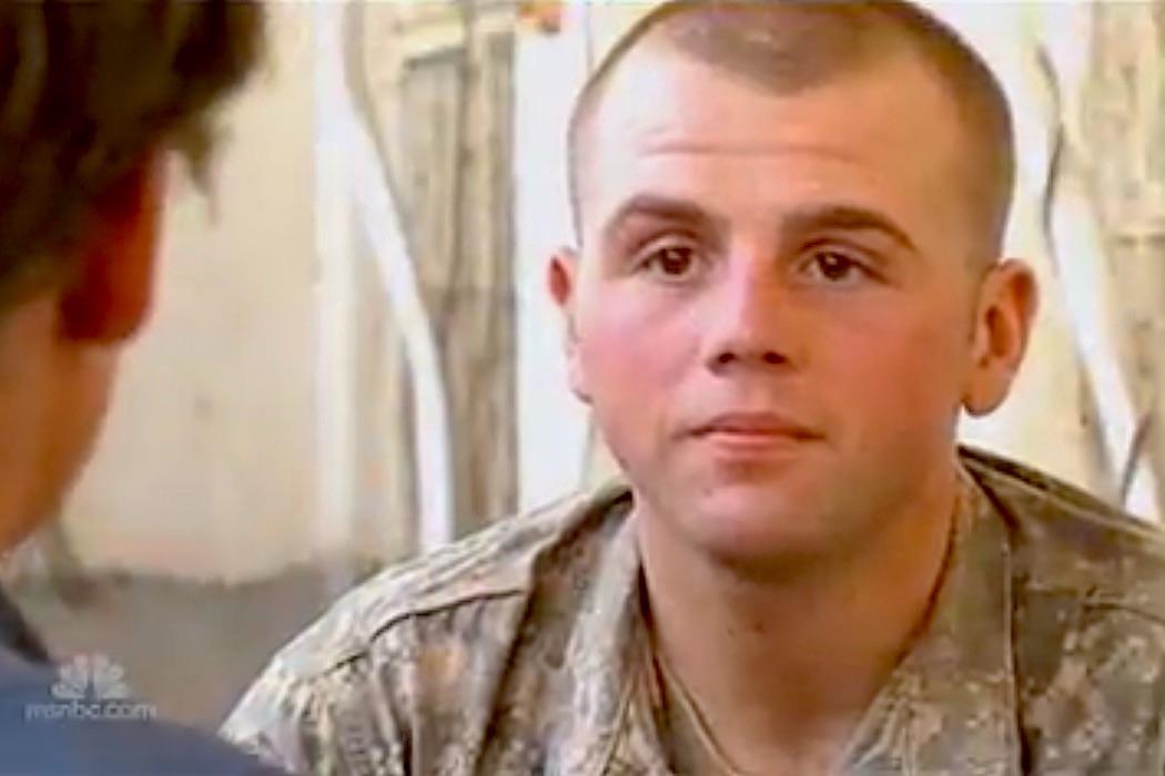Louis Loftus Afghanistan Veteran Known For 2010 Nbc