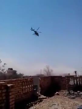 Iraqi Army Mi 35 Bell 407 Kill 14 Isis Fighters