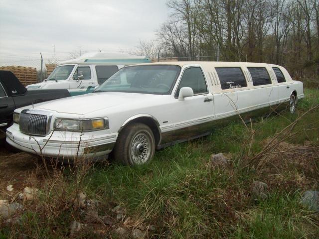 Lincoln Limousine Parts