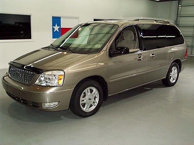2004 Freestar Wagon Ses