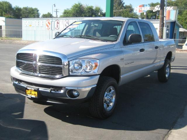 2007 Dodge Ram 1500 Slt Mega Cab For Sale In Moses Lake