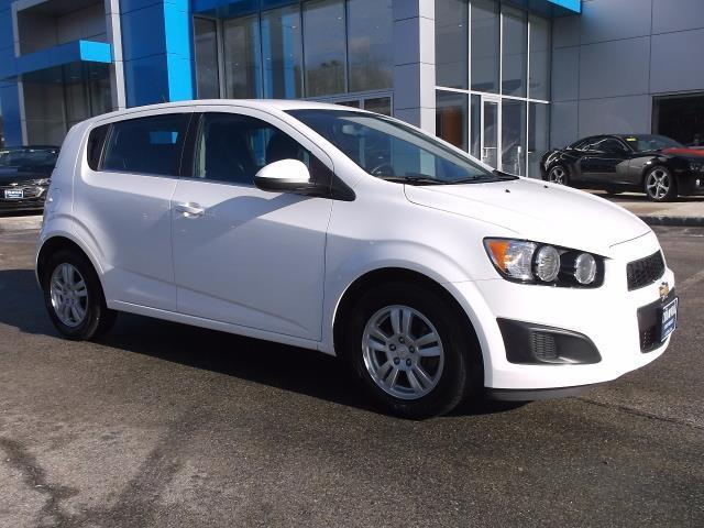Chevy Interior Sonic Hatchback 2014 Lt Automatic