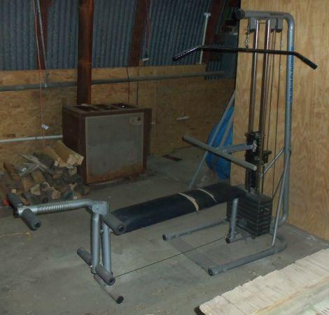 6200 Gym Pac Home Gym Bristow For Sale In Tulsa