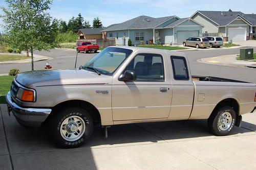 Holder Ranger Tire Ford