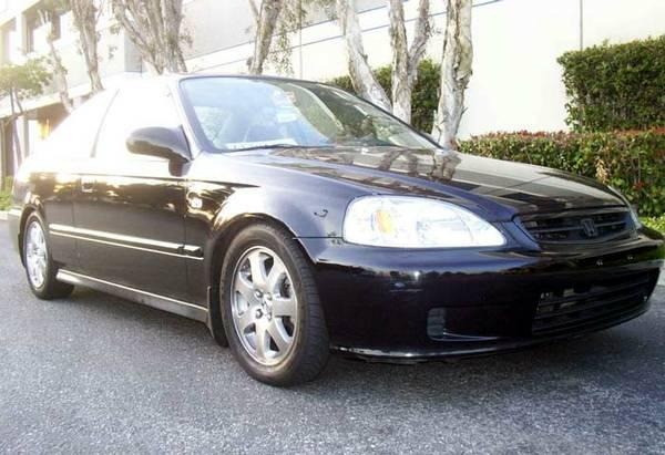 1998 Dx Civic Parts Honda