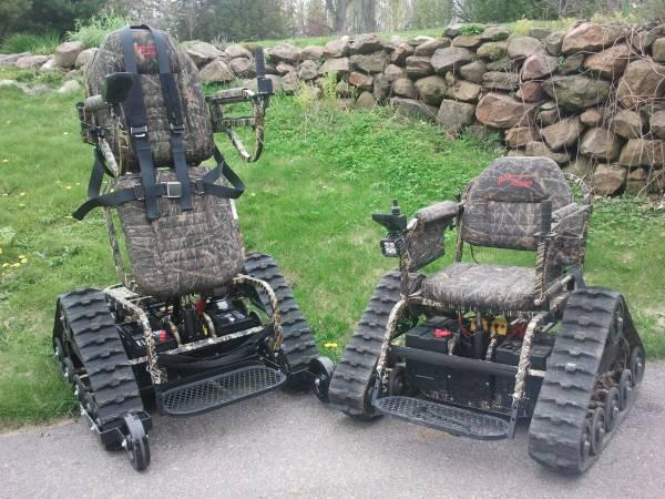 Disabled Hunting Devices