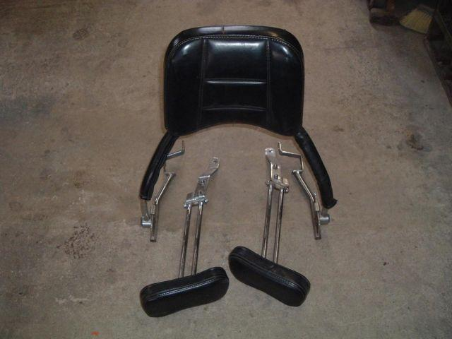 Rest Sportster Arm Harley