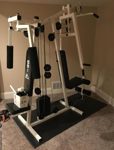 Bmi 9000 Home Gym For Sale In Fort Wayne Indiana