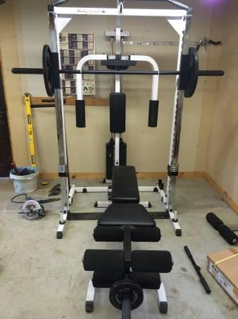 Body Solid Gym By Pro Smith For Sale In Saint Marys