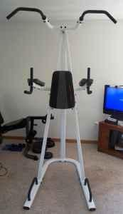Fitness Gear Power Tower Pull Ups Dips Dodgeville For