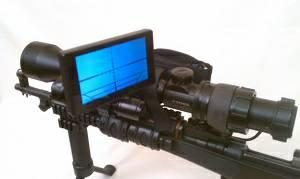 Night Vision Scope Attachment With Illuminator For Sale