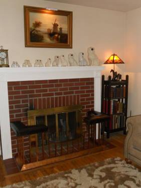 Rare Antique English Fireplace Club Fender Seat Bench