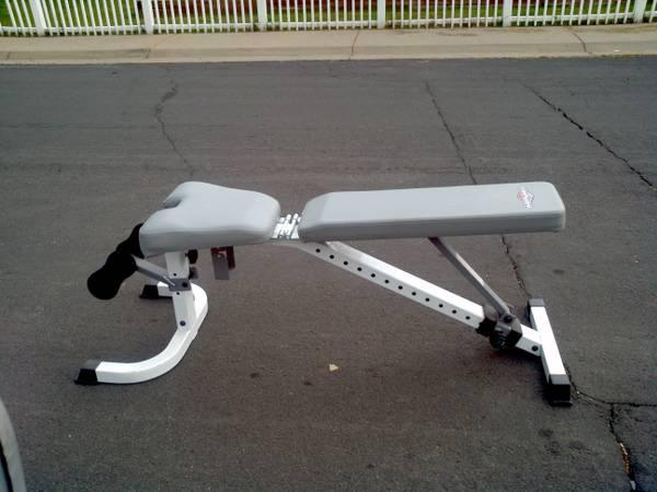 Tuff Stuff Dumbbell Bench For Sale In Arvada Colorado