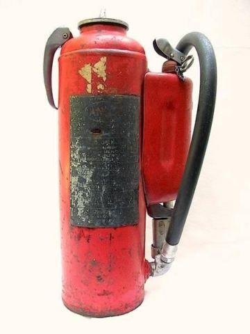 Vintage Ansul Dry Chemical Fire Extinguisher for Sale in ...