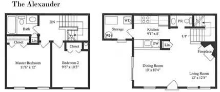 Saratoga Square Rentals Springfield Va Apartments Com