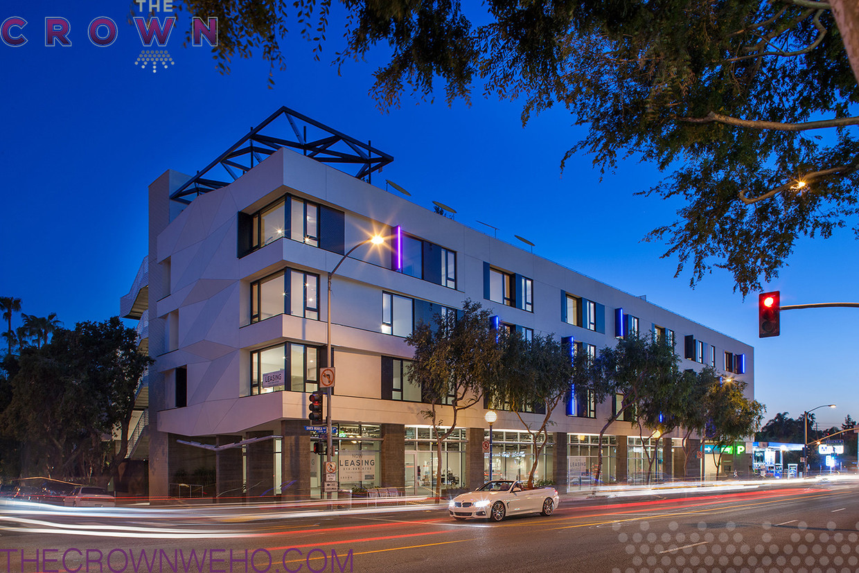 Crown Apartments Apartments West Hollywood Ca