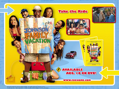 Vanessa Williams images Johnson Family Vacation HD ...