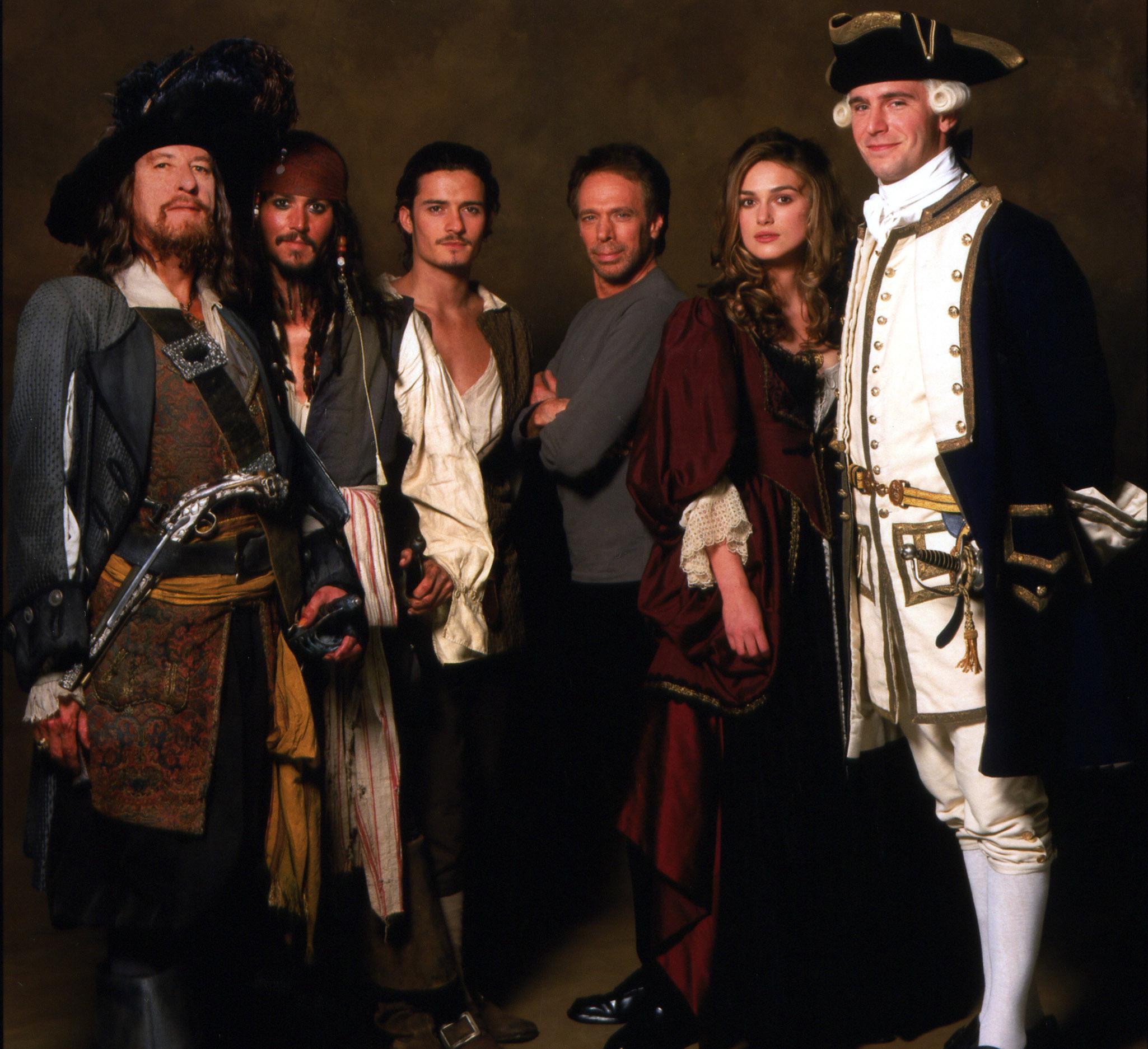 Keira Knightley Pirates 5 2017