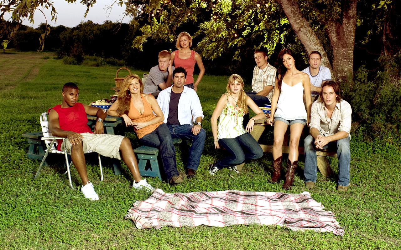 Cast Friday Night Lights Season 2