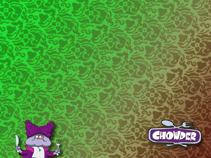 Chowder Images Chowder Wallpapers Hd Wallpaper And