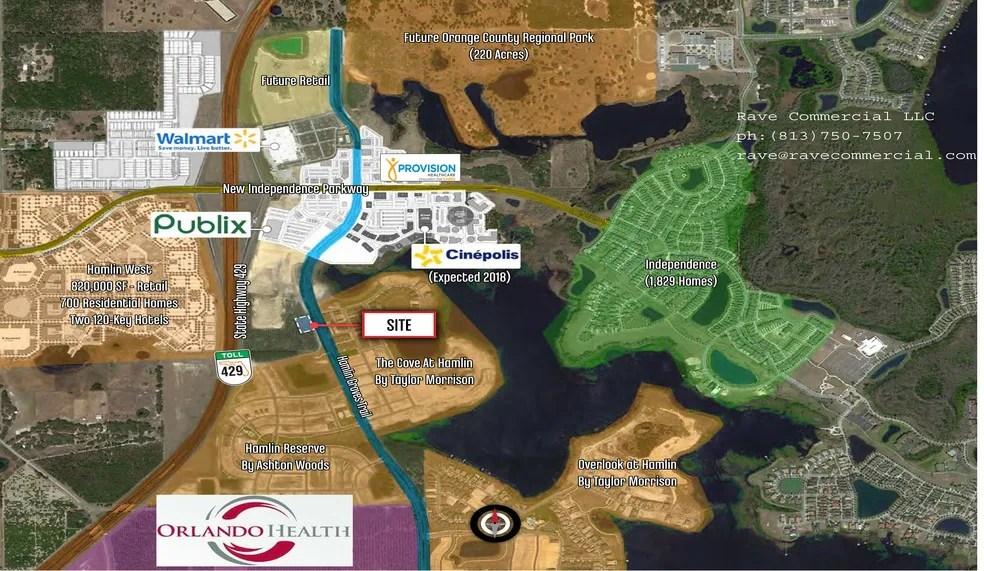 Map Zoning Orlando Fl
