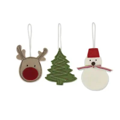 christmas ornaments sewing # 20
