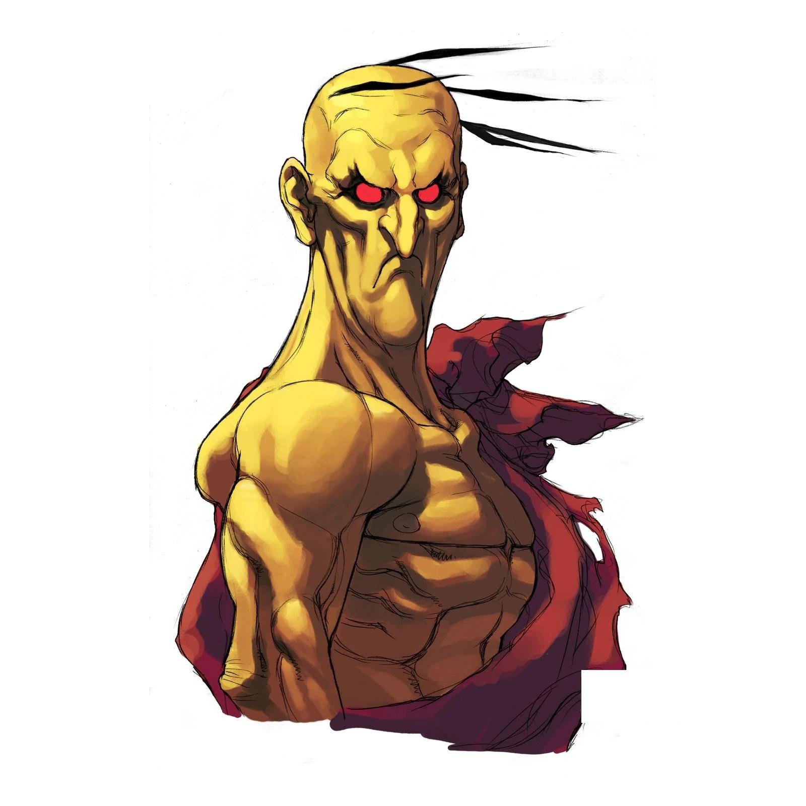 Oro - The Street Fighter Wiki - Street Fighter 4, Street ...
