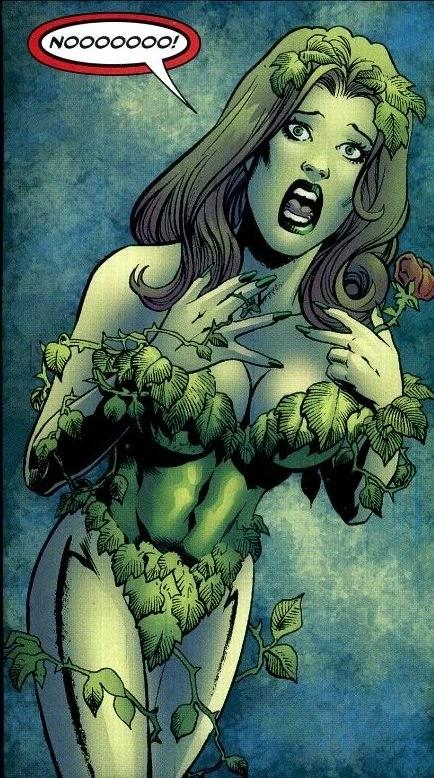 Deviantart Poison Ivy Batman Feet