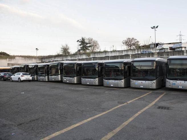 Tpl, venerdì sciopero: a Roma bus fermi dalle 8.30 alle 17 e dalle 20 a fine servizio