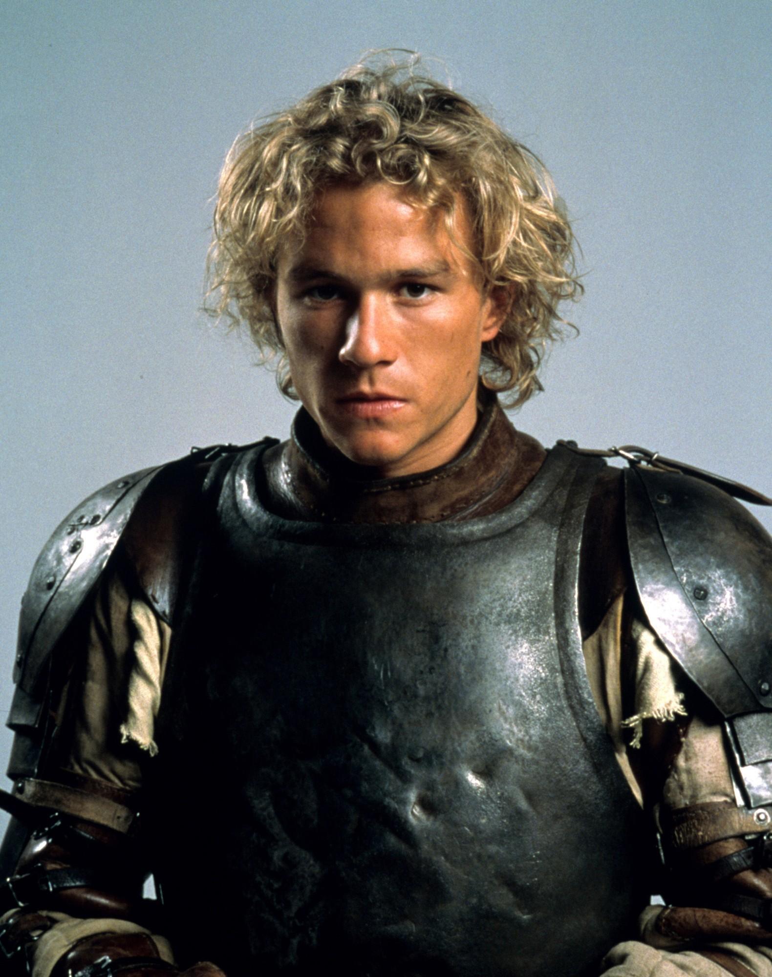 Heath Ledger Promo Shoot - AKT - A Knight's Tale Photo ...