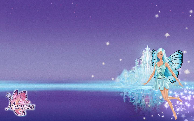 Barbie Pearl Princess Logo